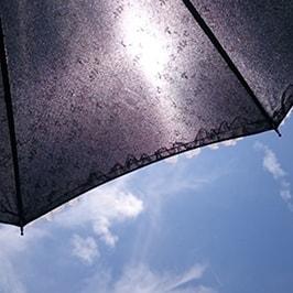 日傘貸出し